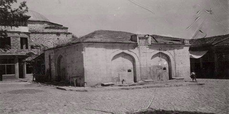 Gebze'nin tarihi çeşmesi
