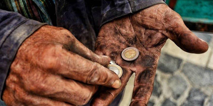 BİRLEŞİK METAL-İŞ SENDİKASI'NIN ARAŞTIRMASI:Yoksulluk sınırı 7 bin 80 lira!