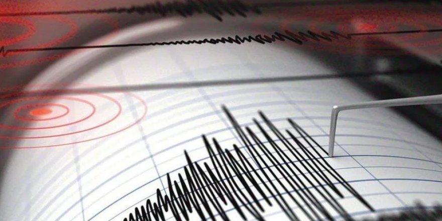 Marmara Denizi'nde 9 dakika arayla 2 ayrı deprem