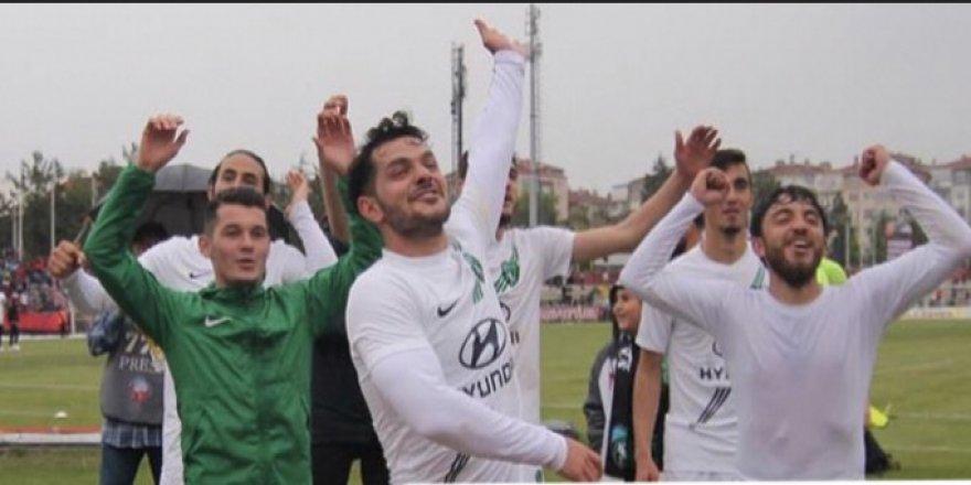 Kocaelispor finale yakın