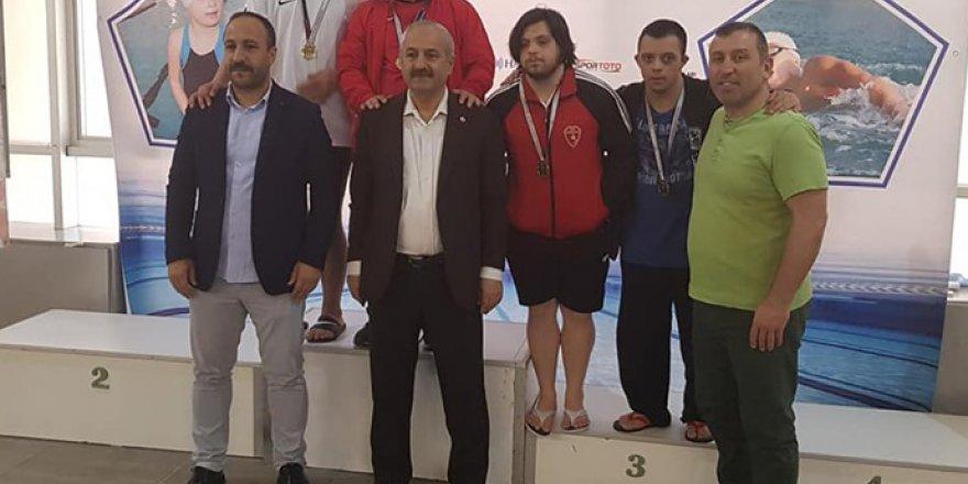 Gebze'de çok özel şampiyona