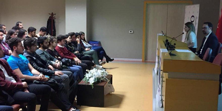 Genç-İMO ve Rönesans Holding'ten seminer