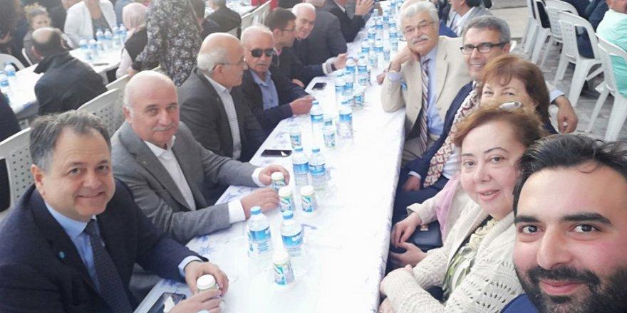 KOCAELİ: İYİ Parti iftar düzenledi