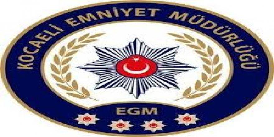 KOCAELİ MERKEZLİ:   FETÖ'nün askeri yapılanmasına operasyon