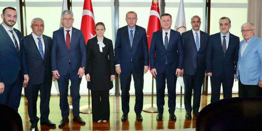 Başkanı Erdoğan atayacak