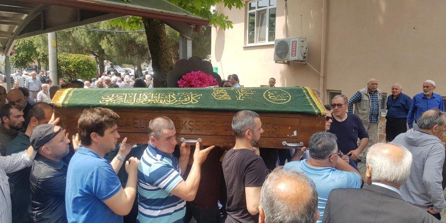 Somali'de öldürülen Türk mühendis toprağa verildi