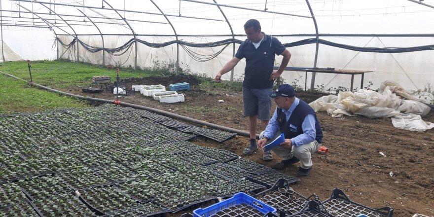 BÜYÜKŞEHİR'DEN: Çiftçilere her alanda destek