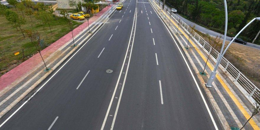 Yollara bakım ve onarım