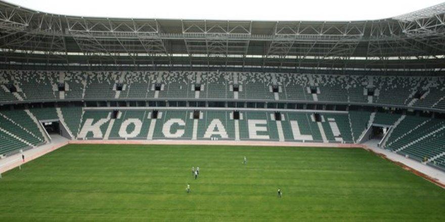 Velimeşe-Nevşehir maçı Kocaeli Stadı'nda oynanacak