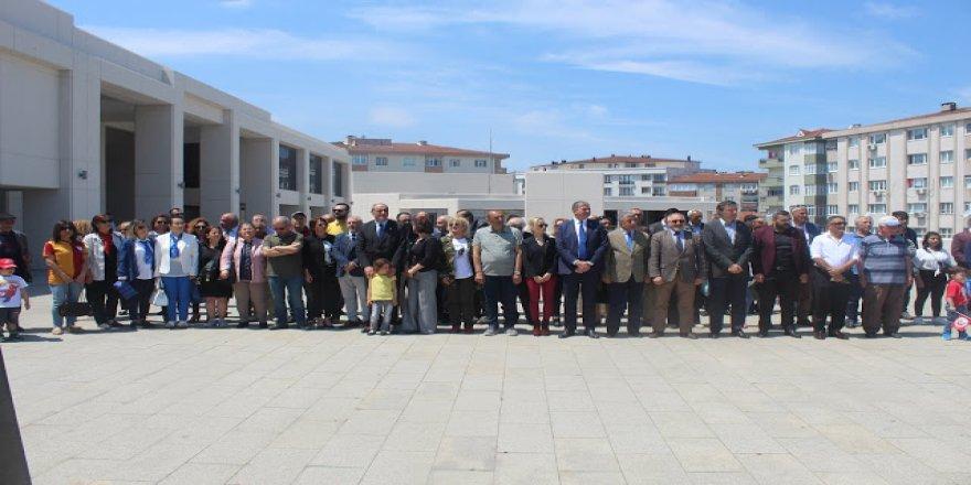 Gebze'de sivil toplumdan alternatif 19 Mayıs kutlaması
