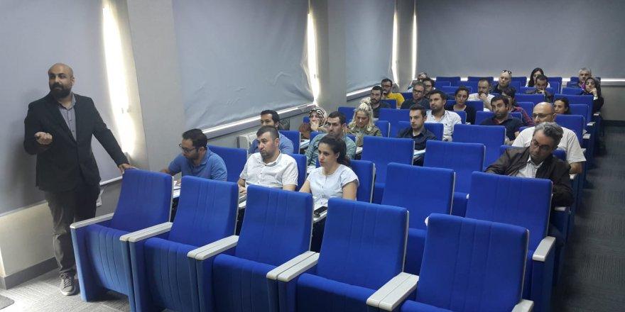 İMO seminer düzenledi