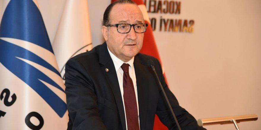 """KSO BAŞKANI AYHAN ZEYTİNOĞLU:   """"Alüminyumda da vergi indirimi yapılmasını bekliyoruz"""""""
