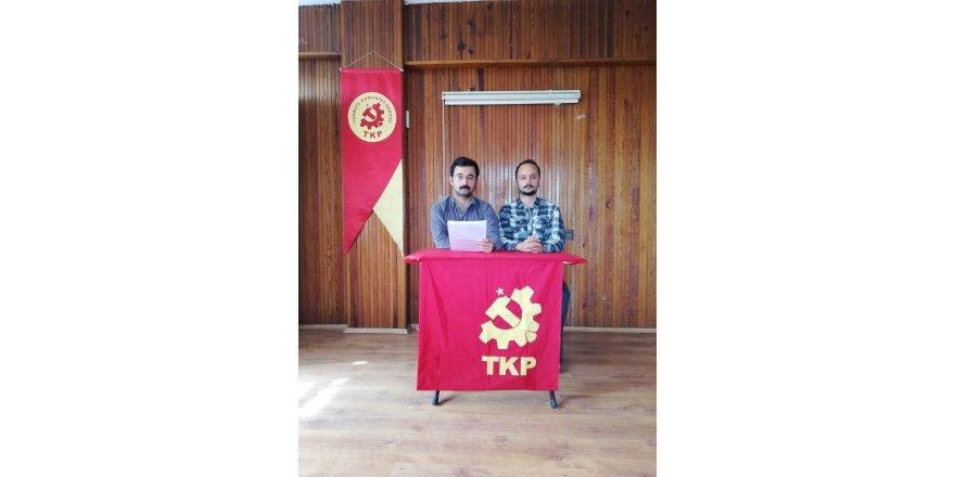 TKP'den Tüpraş açıklaması