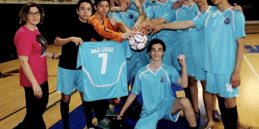 Lise Futsal GELİŞİYOR