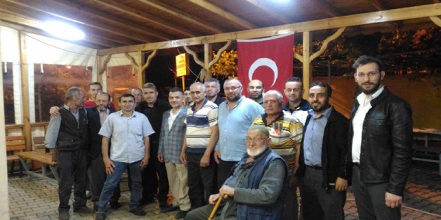 Yeniden Refah'ın köy çıkarması