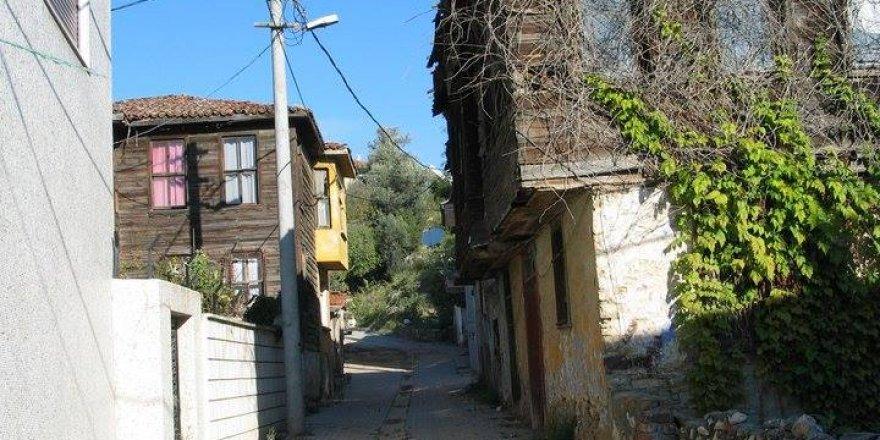 Eskihisar'ın eski evleri