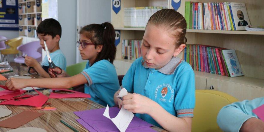 Bilgi Evleri'nden öğrencilere eğitim