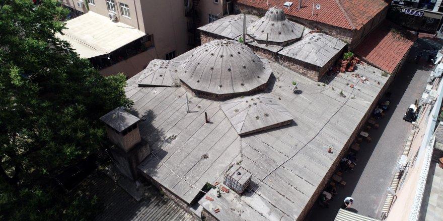 Tarihi Osmanlı Hamamı'nda 500 yıllıkhizmet
