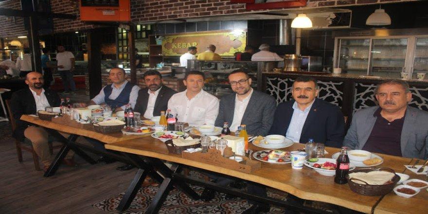 BMİS Gebze'den geleneksel iftar