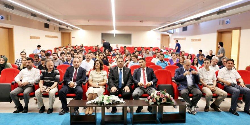 GEBZE TEKNİK ÜNİVERSİTESİ:   Mühendisler projelerini sergiledi