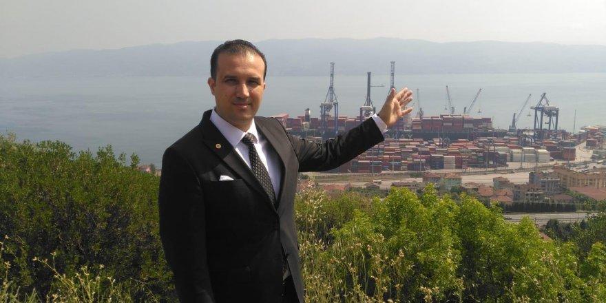 Kocaeli'nin limanları, dünyayı taşıyor
