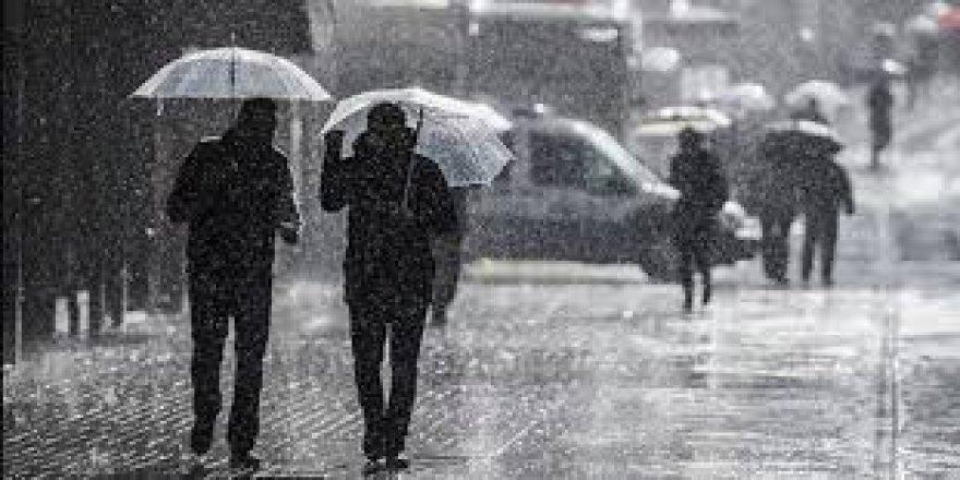 KOCAELİ:   Sağanak yağış uyarısı