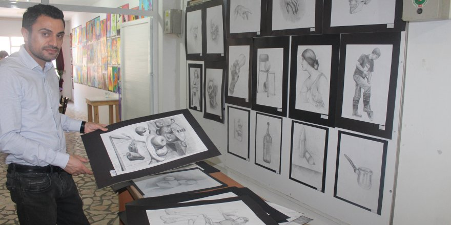 BİLKAR'da resim sergisi