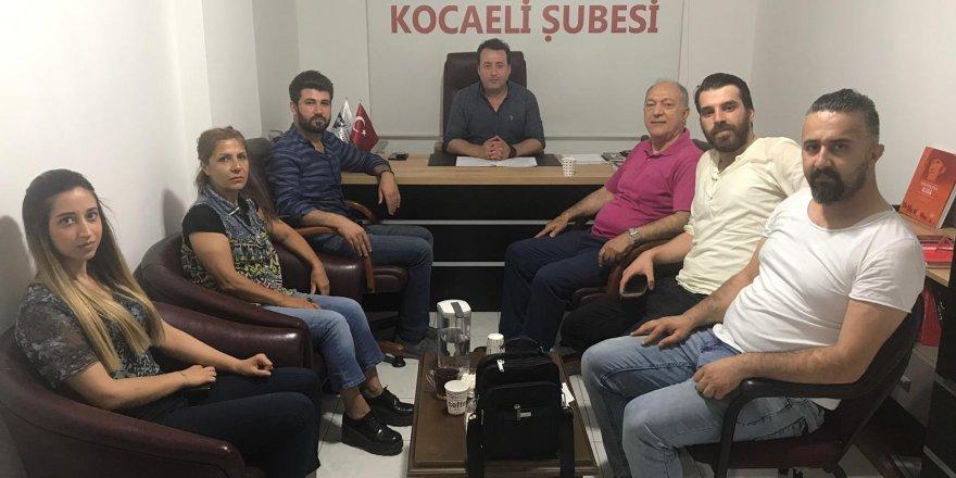 """ADD KOCAELİ:  """"AKP takiye yapıyor"""""""