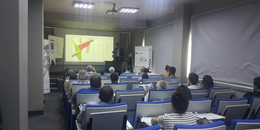 Kocaeli İMO'da seminer düzenlendi