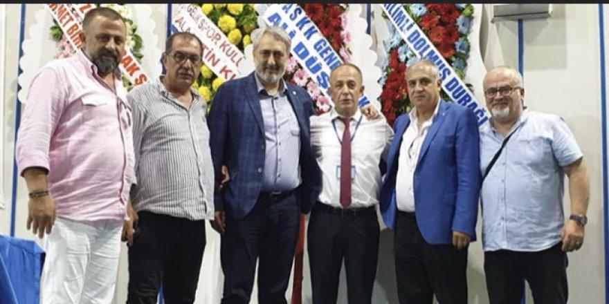 KASKF'den Zonguldak'a destek