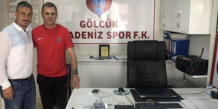 Cevdet Nail Sancaklı Gölcük Karadenizspor'da