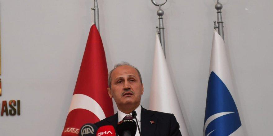 GEBZE- SABİHA GÖKÇEN HAVALİMANI ARASINDA: Bakandan metro hattı istedi!