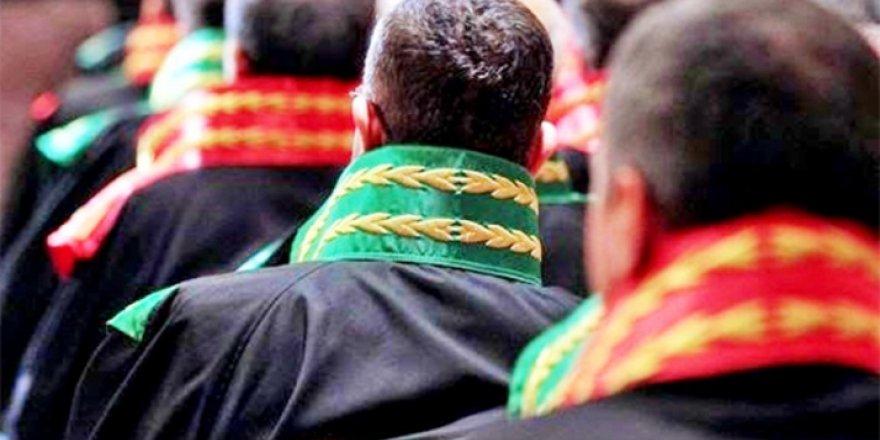 Gebze'de görev de yükselen hakim ve savcılar