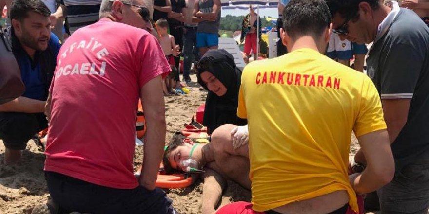 KOSKEM DENİZ SEZONUNU AÇTI: 68 kişi kurtarıldı
