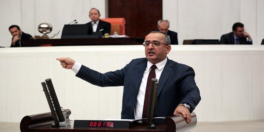 "CHP MİLLETVEKİLİ HAYDAR AKAR: ""Kızılay da AKP'nin arka bahçesi oldu"""