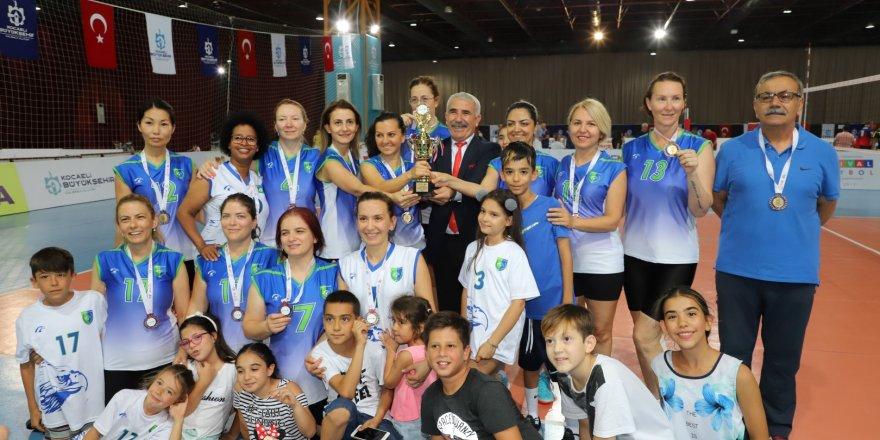 Tolga Demirer Veteranlar Şampiyonası sona erdi