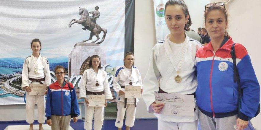 Beyzanur Türkiye şampiyonu oldu!