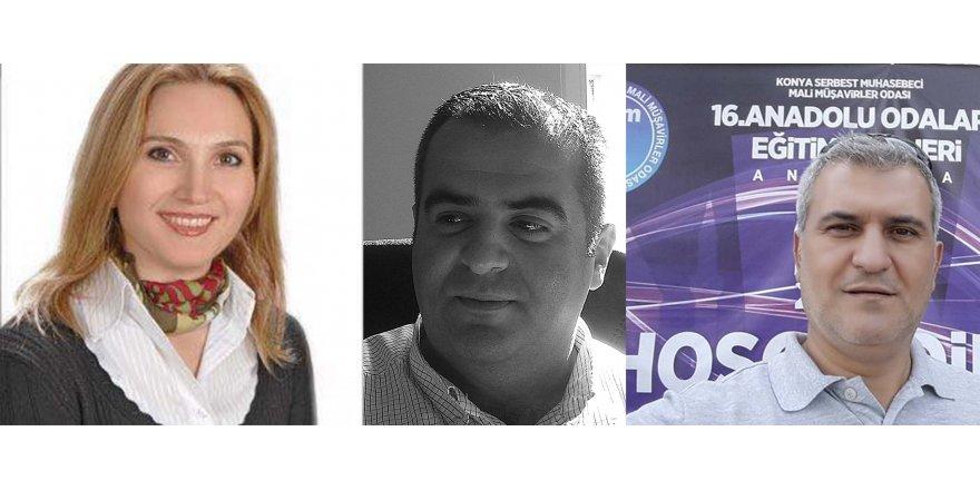 KSMMMO'da yönetime  Gebze'den üç kişi girdi
