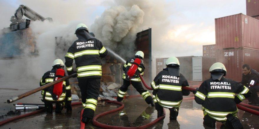 2019'UN İLK ALTI AYINDA:   İtfaiye 1393 yangına müdahale etti
