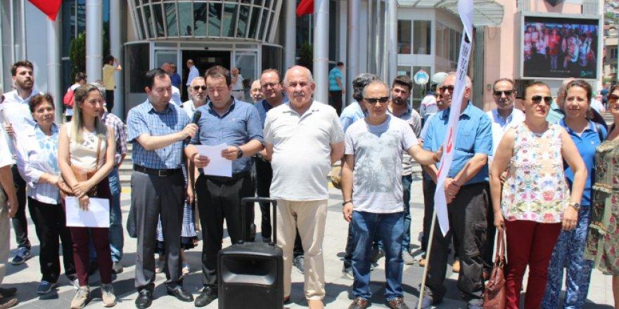 """ADD AÇIKLAMA YAPTI: """"Belediyede rant ve talan düzeni bitti"""""""