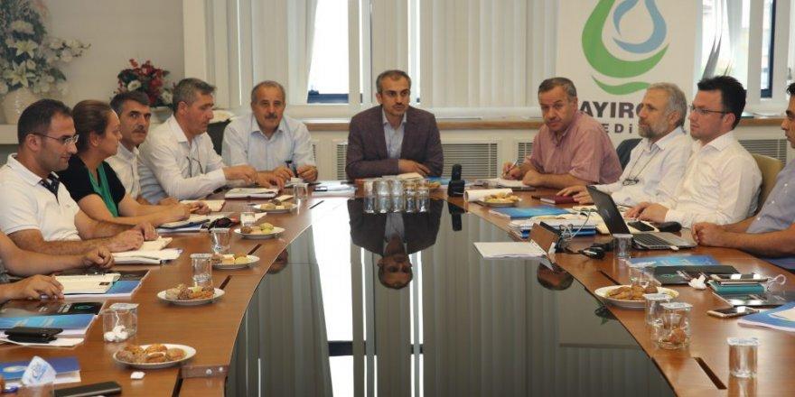 ÇAYIROVA: Birim Müdürlüklerinde değişiklik sinyali!
