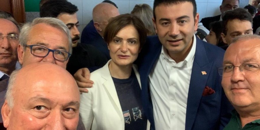 CHP Kocaeli'den Kaftancıoğlu'na destek