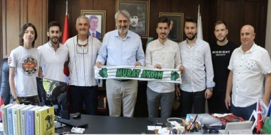 Yeni Kocaelispor'dan Aydın'a ziyaret