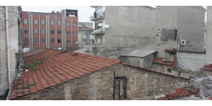 VATANDAŞLARDAN:  Kervansaray için Büyükgöz'e çağrı