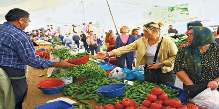 ÇAYIROVA:  Yenimahalle semt pazarı geri döndü