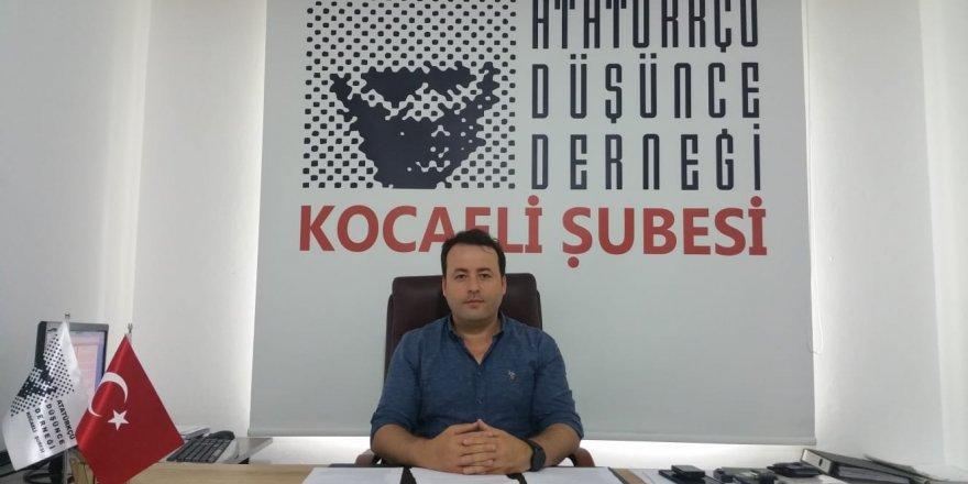 """ADD KOCAELİ ŞUBE BAŞKANI TAYLAN BİNGÖL: """"Oy uğruna Sivas Katliamına seyirci kaldılar"""""""