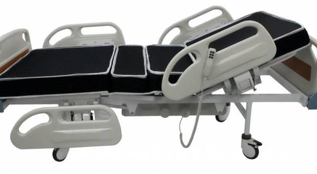 Büyükşehir'den hastalara hasta yatağı