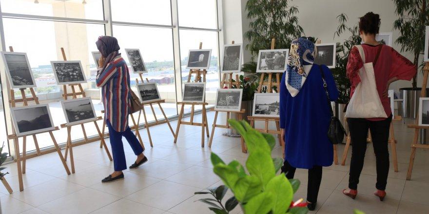 GEBZE CENTER AVM'DE:Gebze'de karma fotoğraf sergisi