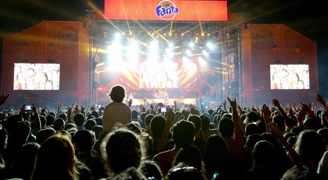 Fanta Gençlik Festivali, 80.000 festival severi ağırladı