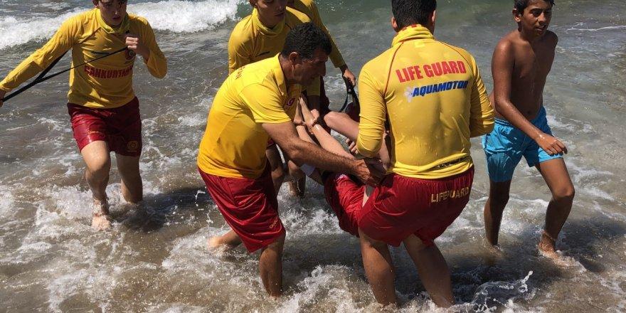 KOCAELİ SAHİLLERİNDE: 469 kişi boğulmaktan kurtarıldı